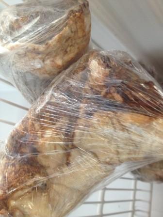 Smoked necks (Pet Food)
