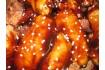 Honey soy wing snacks